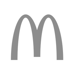 mcdonalds gray